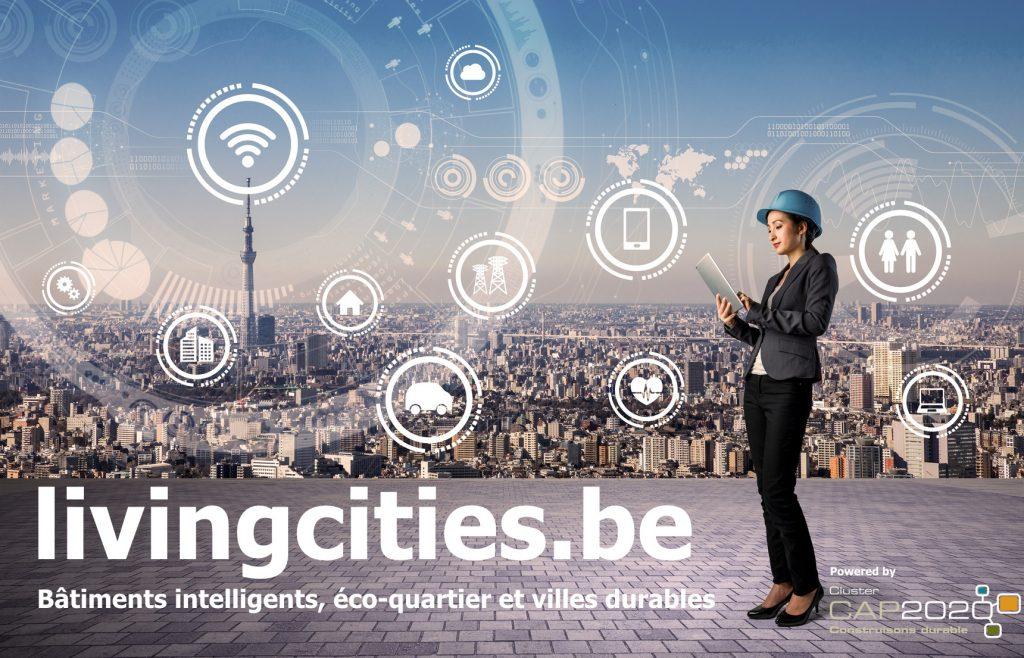 livingcities.be est en ligne !